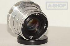 INDUSTAR I-26M 2.8/52 mm Leica lens M39 Zorki FED +Adapter M42