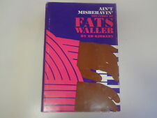 Ain't Misbehavin' – The Story of Fats Waller HBDJ 1966 Ed Kirkeby