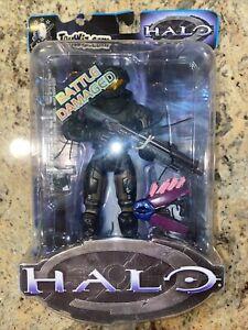 HALO Limited Master Chief Battle Damaged Rare Toywiz Exclusive Joyride!