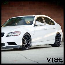 """18"""" AVANT GARDE M359 BLACK CONCAVE WHEELS RIMS FITS BMW E39 525i 528i 530i 540i"""