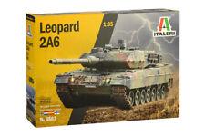 Italeri 6567 - 1/35 Léopard 2A6 - Neuf