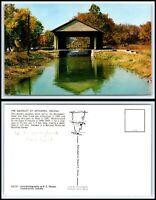 INDIANA Postcard - Metamora, The Aqueduct K54