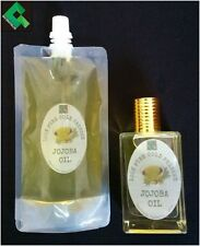 JOJOBA OIL 100ml 100% PURE VIRGIN AUSTRALIAN COLD PRESSED - FREE SHIPPING