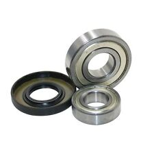 BOSCH SIEMENS DRUM BEARING AND SEAL SET 6206Z 6306Z 1 X 35-72/84-11/18 SEAL