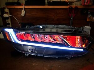 2018-2019 Honda accord Custom Headlight