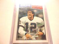 1987 Topps Jim Kelly Buffalo Bills #362 Football Card