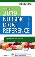 Mosby's Nursing Drug Reference 2019, Paperback by Skidmore-Roth, Linda, R.N.
