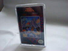 NINTENDO NES  GAME COVER FRIDGE MAGNET WITH STAND MEGA MAN