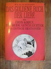 Das Goldene Buch der Liebe von Van Der Weck-Erlen K0038