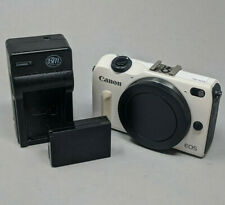 Canon EOS M2 18.0MP Digital Camera - White (Body Only)