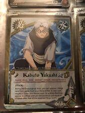 Naruto Cards TCG CCG Kabuto Yakushi 667 RARE COMBINED SHIPPING