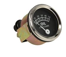 Oil Gauge 506902m1 Fits Massey Ferguson 202 204 35 50 65 Super 90 To35