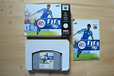 N64 - FIFA 99 - (OVP, mit Anleitung)