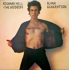 Richard Hell & Voidoids Blank Generation Sire Records Sellado Disco de Vinilo LP