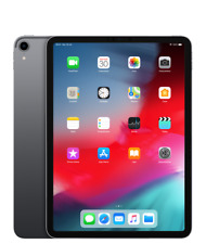 "Nuovo Apple iPad Pro 2018 11"" 256GB Wifi - Space Grey Grigio siderale"