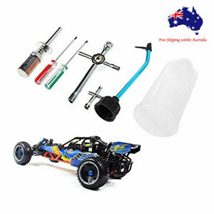 New HSP Nitro RC Car Starter Pack 80142A Glow Plug w/ Australian Charger