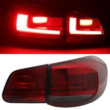 LED Rückleuchten Facelift Optik für VW Tiguan 5N Bj. 2007-2011 Dunkelrot/Smoke