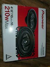 New listing Pioneer Ts-A4670F 210-Watt 4-Way Car Audio Coaxial Speakers - Pair