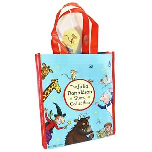 Gruffalo Collection Julia Donaldson 10 Books Set School Picture Flats in a Bag