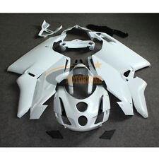 Fairing Kit For Ducati 999 749 2003-2004 (Single Seat) Unpainted ABS Injection