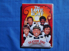 THE LOVE BOAT Love Boat Season One Volume Two 4 DVD Set
