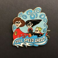 DLR Mickey's Pin Odyssey 2008 - Surprise Pin - The Incredibles Disney Pin 63932