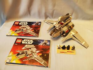 LEGO Star Wars #8096 Emperor Palpatine's Shuttle - Complete, Minifigs, Instructs