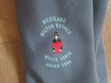 Westland Helicopters Milton Keynes Willis FABER Award 1984 Tie