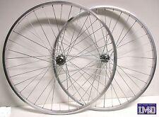 Cerchi Ruote Bicicletta 26 3/8 bici donna anteriore posteriore OLANDA CLASSICA