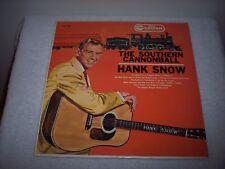 Hank Snow, The Southern Cannonball, RCA Camden CAL-680 Country~1961