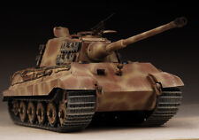 Award Winner Built Meng 1/35 German Sd.Kfz.182 King Tiger Henschel Turret +PE