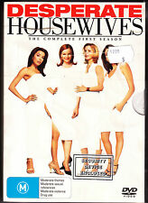 Desperate Housewives - The Complete First Season - DVD (Brand New Sealed R4)