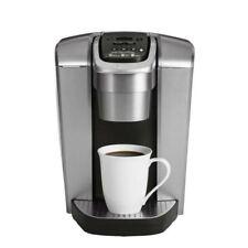 Keurig K-Elite Single Serve Coffee Maker - Brushed Silver - New ☕