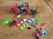 LEGO Atlantis Brickmaster Set. No Book. Diver And Manta Warrior Minifigures
