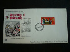 Stamps - Great Britain - Scott# 612 - First Day Cover