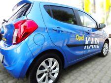 Seitenleisten-Satz für Opel Karl Steilheck 5-Türer  2015-