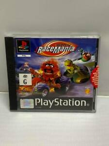 MUPPET RACEMANIA PS1 62049