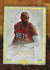 VINCE CARTER 2007-08 Upper Deck Artifacts MASTERPIECE #1/1 NEW JERSEY NETS