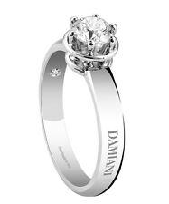 Anello Solitario Damiani Minou 20055681 diamante ring diamond 0,20 kt punto luce