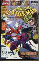 Amazing Spider-man 1963 series annual # 24 very fine comic book