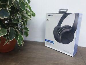 SEALED Bose SoundTrue Around-Ear II Headphones - Charcoal Black - RRP £149