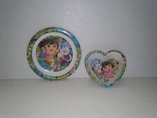 DBP1 Dora Plate & Bowl  2011