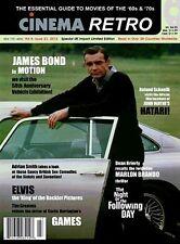 Cinema Retro #23 James Bond, Hatari!, Elvis, British sex movies, Candleshoe
