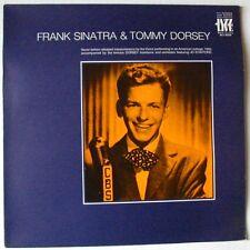 FRANK SINATRA & TOMMY DORSEY   LP 33 Tours