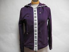 Hellz Bellz Stroke My Keys Black Womans Sweater Size S