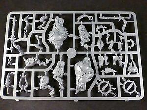 Chaos Daemons Bloodcrusher of Khorne on Plastic Frame