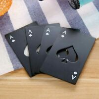 Creative Waterproof Black Plastic PVC Poker Table Board Game Playing Cards