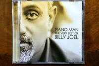 Piano Man - The Very Best Of Billy Joel  - CD, VG