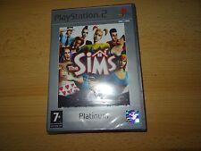 The Sims ORIGINAL PS2 Game (Playstation 2) Nuevo Empaquetado PAL VERSIÓN