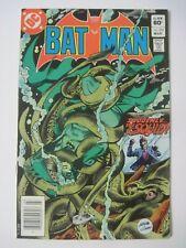 BATMAN #357 NEWSSTAND VARIANT DC COMICS 1ST APPEARANCE JASON TODD & KILLER CROC